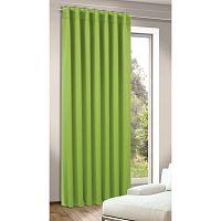 Albani Tina sötétítő függöny zöld, 245 x 140 cm