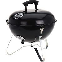 BBQ Grill Monterrey fekete, átmérő 34 cm