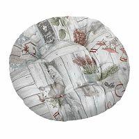 Bellatex Ema Terasz ülőke, kerek, 40 cm