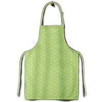 Domarex CookFun kötény, zöld, 65 x 75 cm