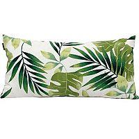 Domarex Green Leaves párnahuzat, 30 x 50 cm, 30 x 50 cm