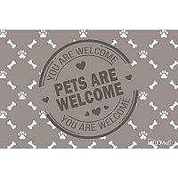 Domarex LiveLaugh Pets lábtörlő, 40 x 60 cm