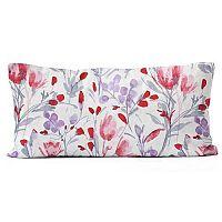 Domarex Virágok párnahuzat, 30 x 50 cm, 30 x 50 cm
