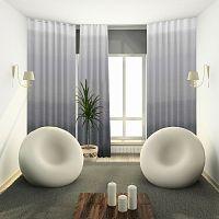 Forbyt Darking függöny szürke, 150 x 245 cm