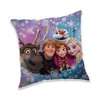 Jégvarázs Frozen Family párna, 40 x 40 cm