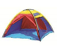 JOY PARK Iglu II gyerek sátor  sárga-piros-kék