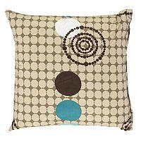 Kvalitex Circles párnahuzat, , 50 x 50 cm