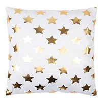 Párna Gold De Lux Csillagok, 43 x 43 cm
