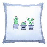 Párnahuzat Kaktusz, 40 x 40 cm