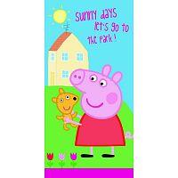 Peppa Pig 009 törölköző, 70 x 140 cm