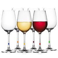 Tescoma UNO VINO borospohár készlet, 6 darab, 350 ml