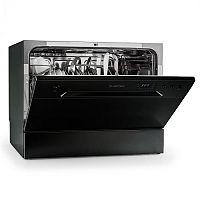 Klarstein Amazonia 6 Nera asztali mosogatógép 1380 W, A+, 6 teríték, 49dB