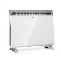 Klarstein Gotland, üvegkonvektor, 600/900/1500 W, szabadonálló, fehér