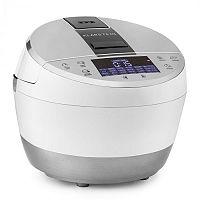 Klarstein Hotpot, fehér, 950 W, 5 l, multifunkciós főzőedény, 23 az 1-ben, érintős