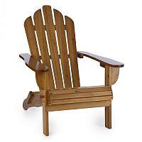 Blumfeldt Vermont, barna, hintaszék, kerti szék, adirondack, 73x88x94cm, összecsukható