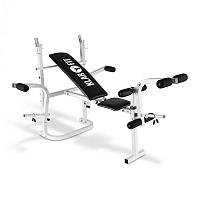 Klarfit HB3BC-W, edzőpad, kezek és lábak erősítése, fehér