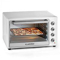 Klarstein Masterchef XL, fehér, elektromos sütő, 100 l, 2700 W, rozsdamentes acél
