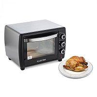 Klarstein Omnichef 30 2G, fekete, mini sütő, nyárs, 1500 W, 30 l