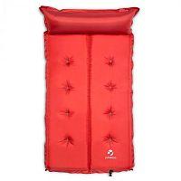 Yukatana Goodbreak 3 Isomatte dupla felfújható matrac, 3 cm vastag, fejrész, önfelfújó