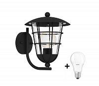 Eglo Eglo 94833 - Kültéri lámpa ALAMONTE 1 1xE27/60W/230V