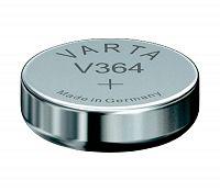 Varta Varta 3641 - 1 db Ezüst-oxid gombelem V364 1,5V