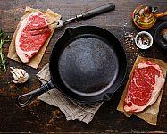 Öntöttvas serpenyő steakekre: Válasszanak az értékelések alapján