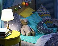 Hogyan válasszuk ki a legszebb asztali vagy fali lámpát a gyerekszobába? A vetítőlámpa nagyon népszerű!