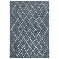 Allure kék-krémszínű szőnyeg, 80 x 150 cm - Mint Rugs