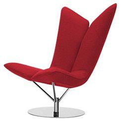Angel Valencia Red piros fotel - Softline