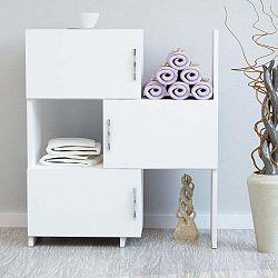 Anna fehér szekrény