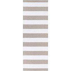 Birkas barna-fehér bel-/kültéri szőnyeg, 70 x 100 cm - Narma
