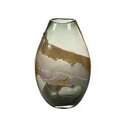 Crystal kézzel készített kristályváza, magassága 35 cm - Santiago Pons