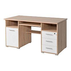 Desk íróasztal fiókokkal - Germania