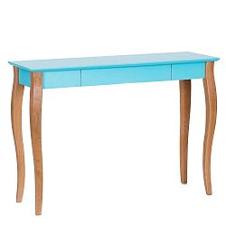 Lillo türkiz íróasztal, szélesség 105 cm - Ragaba