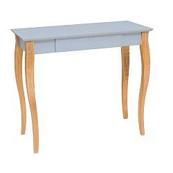 Lillo világosszürke íróasztal, hossza 85 cm - Ragaba