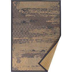 Nehatu bézs, mintás kétoldalú szőnyeg, 140 x 200 cm - Narma