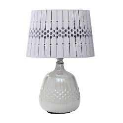 Paralume fehér asztali lámpa - Mauro Ferretti