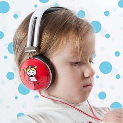 Playz Kids Magic Fairy gyerek fejhallgató - InnovaGoods