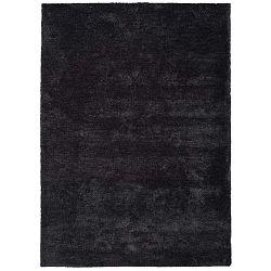 Shanghai Liso Antracita antracit szőnyeg, 200 x 290 cm - Universal