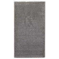 Velur szürke szőnyeg, 133 x 190 cm - Universal