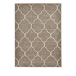 Ventura bézs szőnyeg, 120 x 170 cm - Think Rugs