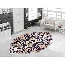 Zindaya Siyahvarak szőnyeg, 60 x 100 cm - Vitaus
