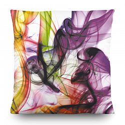 Abstract párna, 45 x 45 cm