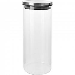 Excellent üveg élelmiszer tároló, 1,4 l