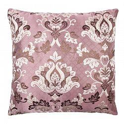 Párna Baroko lila, 43 x 43 cm