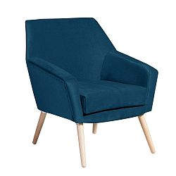 Alegro Suede kék fotel - Max Winzer