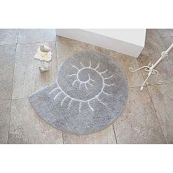 Alessia Helix Grey fürdőszobai kilépő, Ø 90 cm
