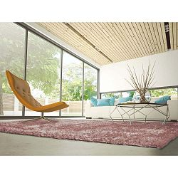 Aloe Liso rózsaszín szőnyeg, 140x200 cm - Universal
