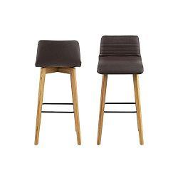 Arosa 2 részes barna szék szett - Actona