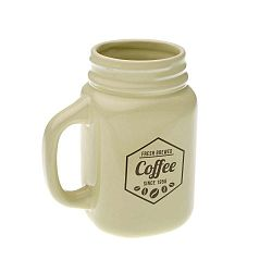 Beige Coffee kerámia bögre - Versa